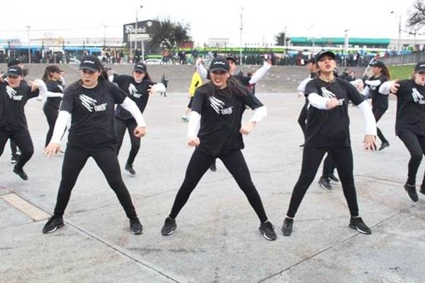 baile plaza maipu