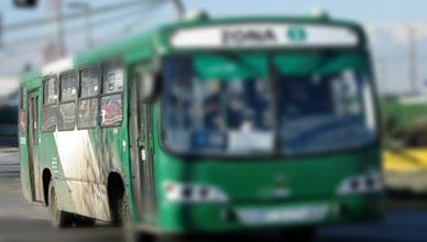 bus transantiago atropelló joven en la farfana