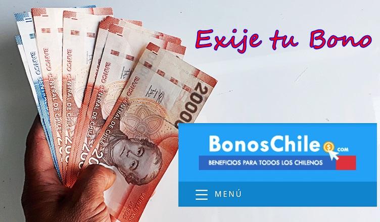 Todos los bonos No cobrados por 137 mil ciudadanos equivalentes a 7 mil millones de pesos.